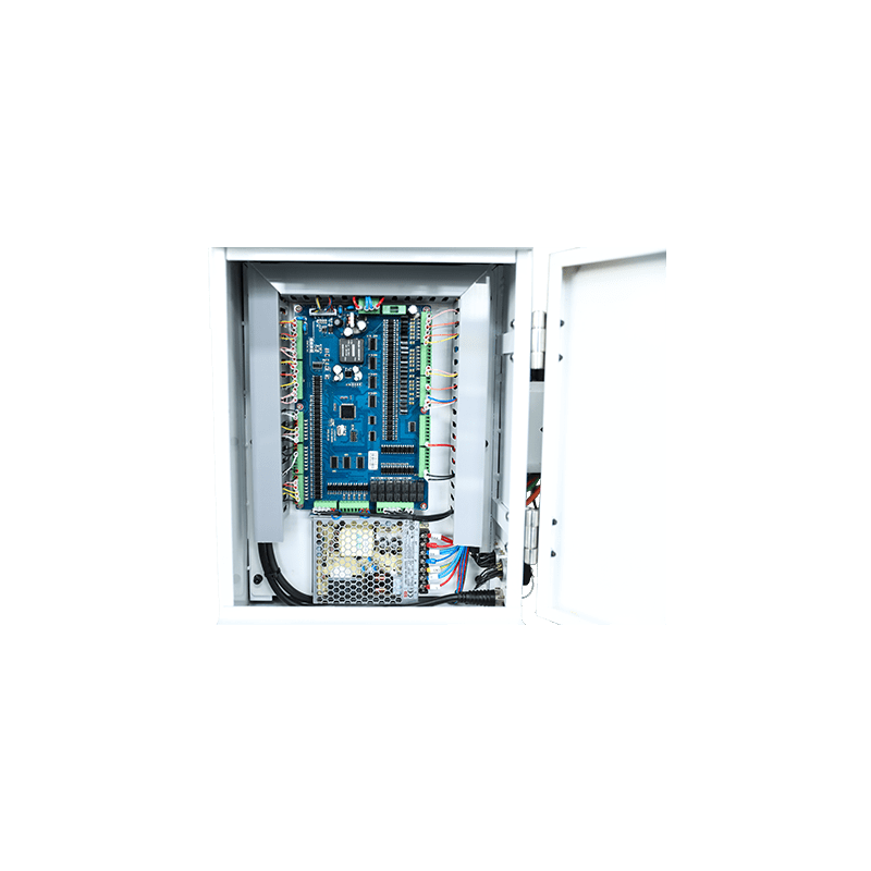 JBE TWO AXIS ELECTRIC BOX CONTROL SYSTEM